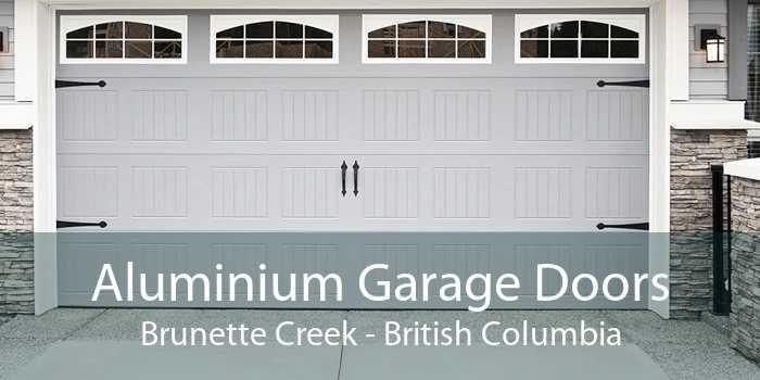 Aluminium Garage Doors Brunette Creek - British Columbia
