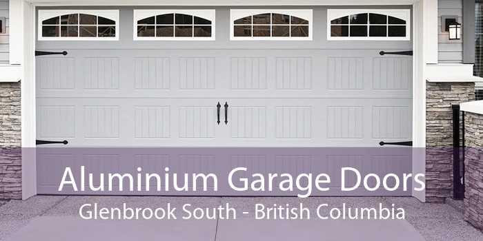 Aluminium Garage Doors Glenbrook South - British Columbia