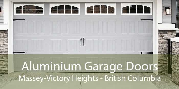 Aluminium Garage Doors Massey-Victory Heights - British Columbia