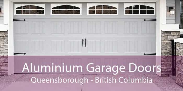 Aluminium Garage Doors Queensborough - British Columbia