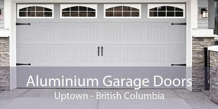 Aluminium Garage Doors Uptown - British Columbia