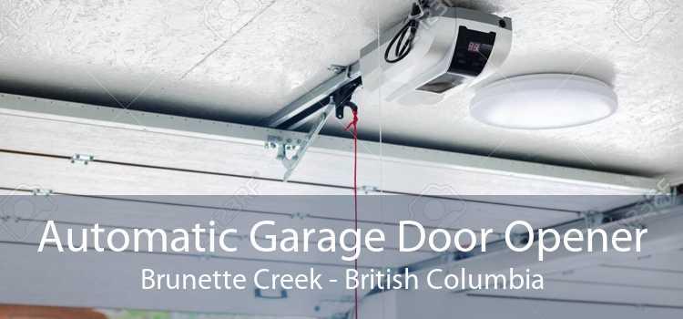 Automatic Garage Door Opener Brunette Creek - British Columbia