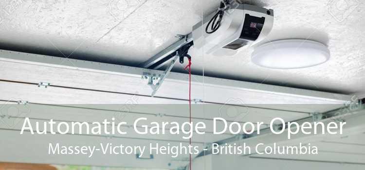 Automatic Garage Door Opener Massey-Victory Heights - British Columbia