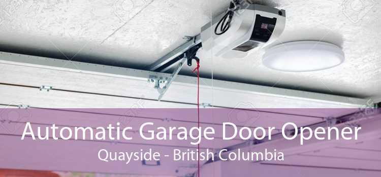 Automatic Garage Door Opener Quayside - British Columbia
