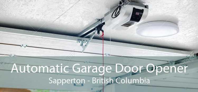 Automatic Garage Door Opener Sapperton - British Columbia