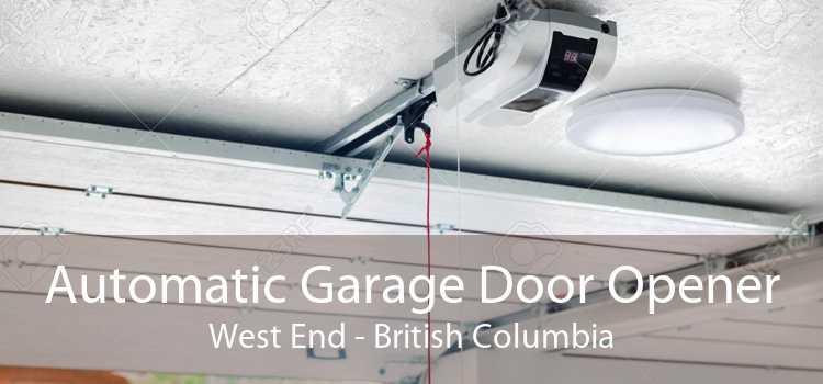 Automatic Garage Door Opener West End - British Columbia