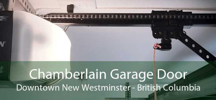 Chamberlain Garage Door Downtown New Westminster - British Columbia