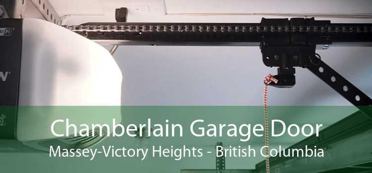 Chamberlain Garage Door Massey-Victory Heights - British Columbia