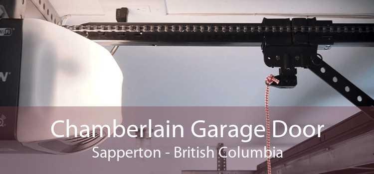 Chamberlain Garage Door Sapperton - British Columbia