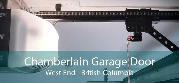 Chamberlain Garage Door West End - British Columbia
