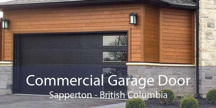 Commercial Garage Door Sapperton - British Columbia