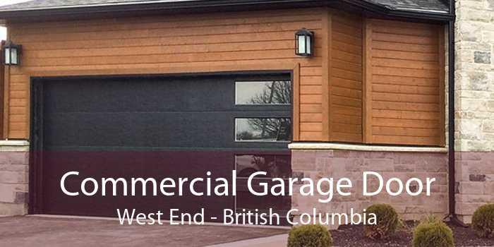 Commercial Garage Door West End - British Columbia