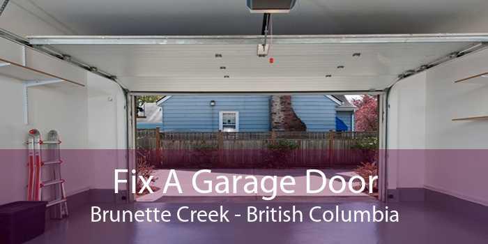 Fix A Garage Door Brunette Creek - British Columbia
