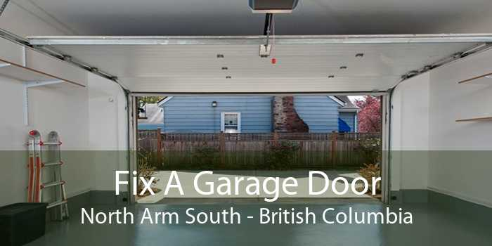 Fix A Garage Door North Arm South - British Columbia