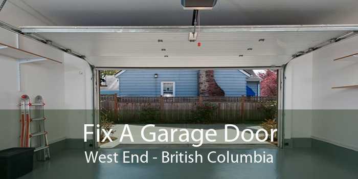 Fix A Garage Door West End - British Columbia