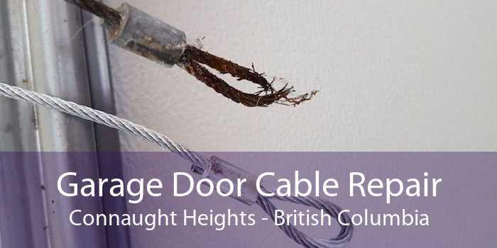 Garage Door Cable Repair Connaught Heights - British Columbia