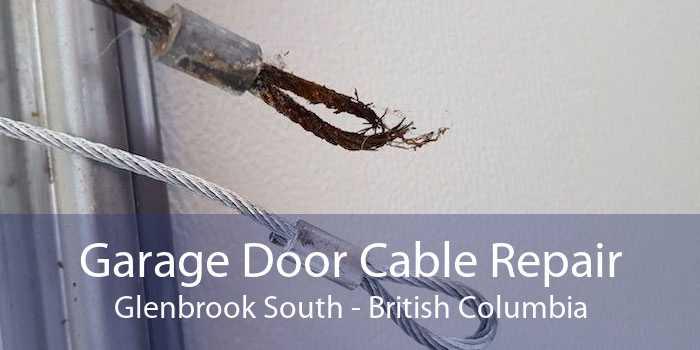 Garage Door Cable Repair Glenbrook South - British Columbia