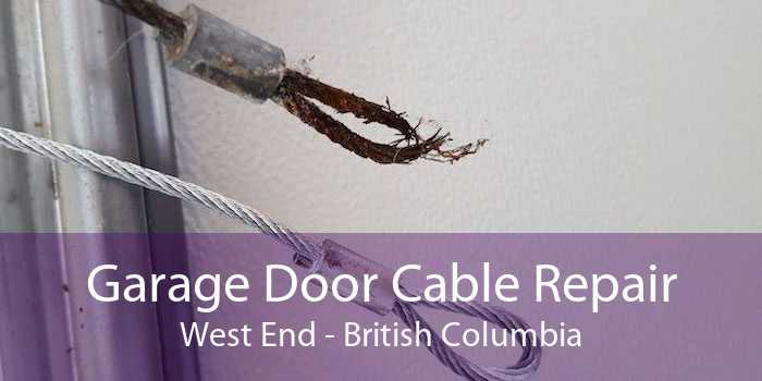 Garage Door Cable Repair West End - British Columbia