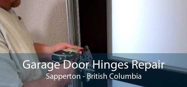 Garage Door Hinges Repair Sapperton - British Columbia