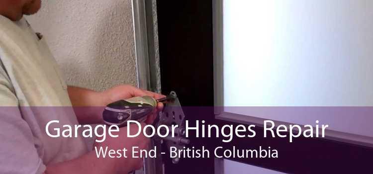Garage Door Hinges Repair West End - British Columbia