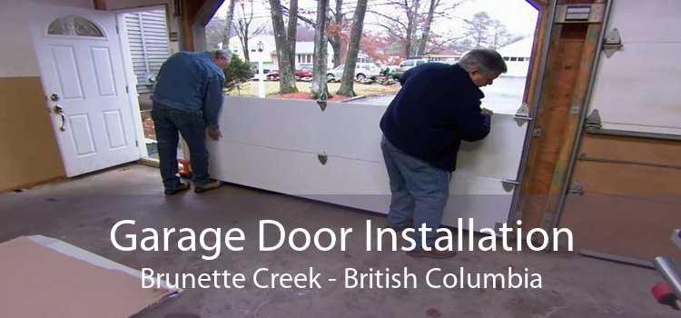 Garage Door Installation Brunette Creek - British Columbia