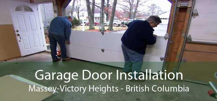 Garage Door Installation Massey-Victory Heights - British Columbia