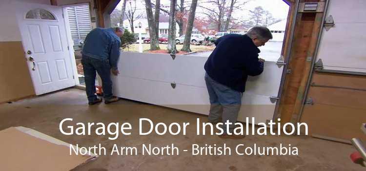 Garage Door Installation North Arm North - British Columbia