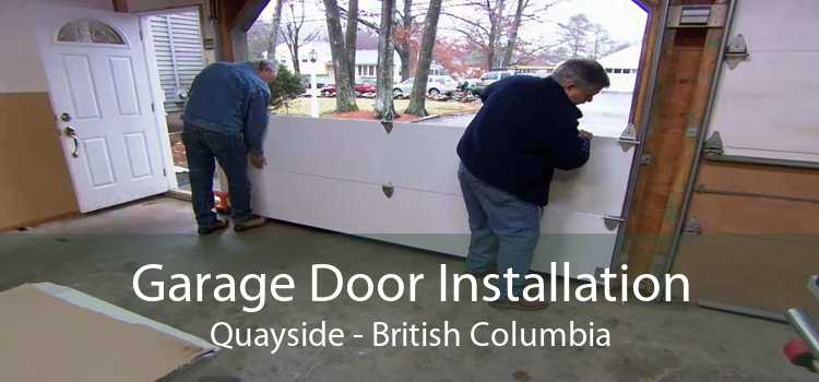 Garage Door Installation Quayside - British Columbia