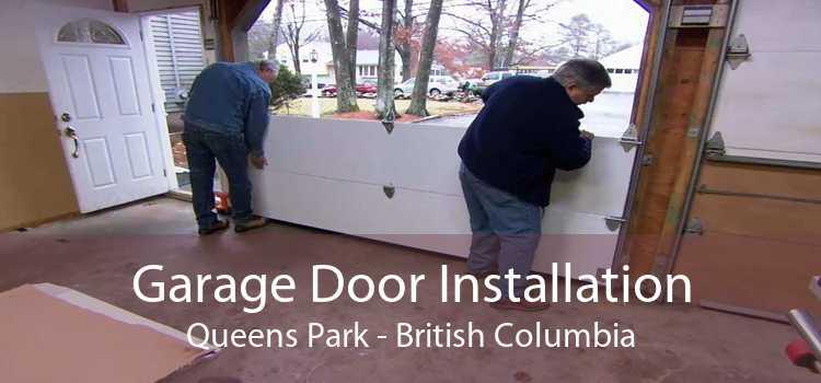 Garage Door Installation Queens Park - British Columbia