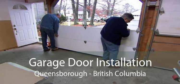 Garage Door Installation Queensborough - British Columbia