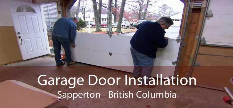 Garage Door Installation Sapperton - British Columbia