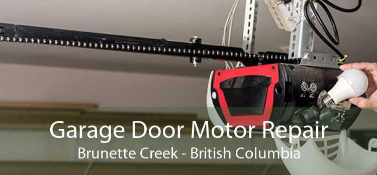 Garage Door Motor Repair Brunette Creek - British Columbia