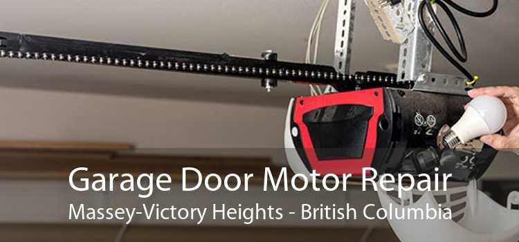 Garage Door Motor Repair Massey-Victory Heights - British Columbia