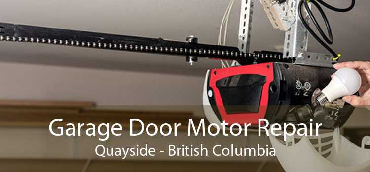 Garage Door Motor Repair Quayside - British Columbia