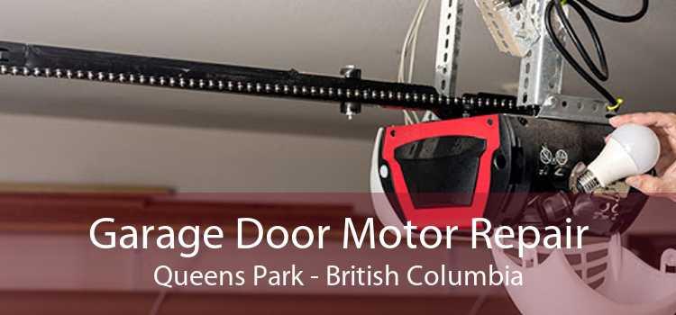 Garage Door Motor Repair Queens Park - British Columbia