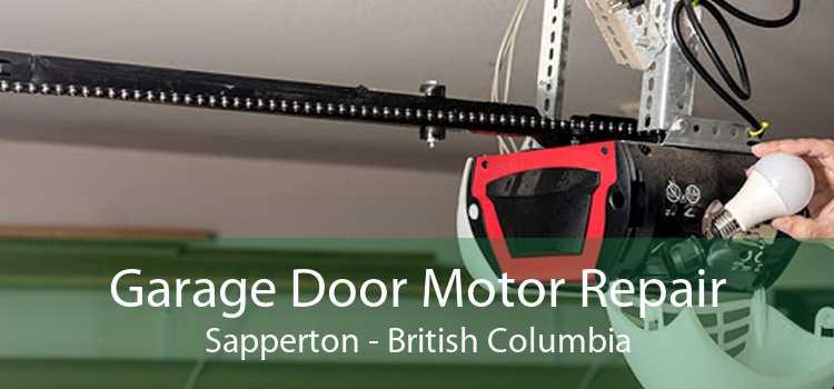 Garage Door Motor Repair Sapperton - British Columbia