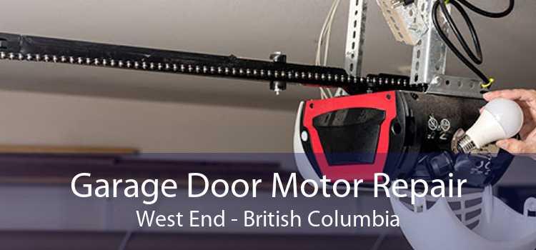 Garage Door Motor Repair West End - British Columbia