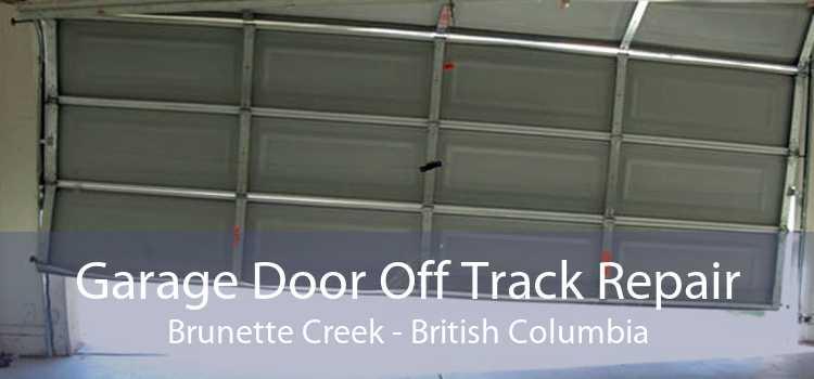 Garage Door Off Track Repair Brunette Creek - British Columbia