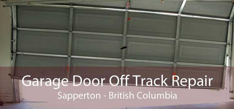 Garage Door Off Track Repair Sapperton - British Columbia