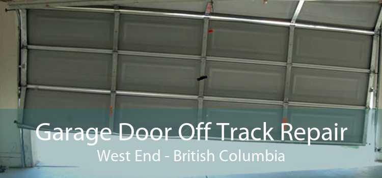 Garage Door Off Track Repair West End - British Columbia