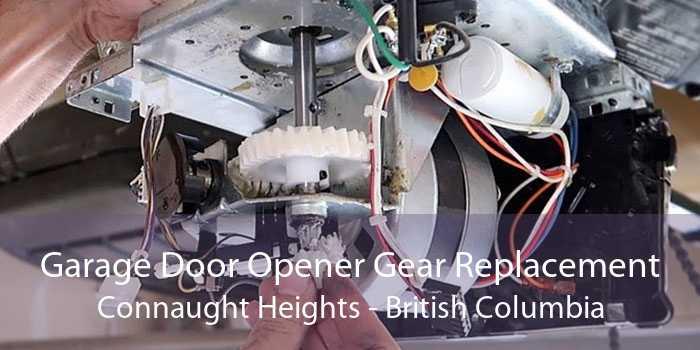 Garage Door Opener Gear Replacement Connaught Heights - British Columbia