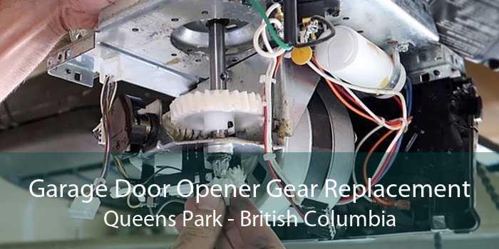 Garage Door Opener Gear Replacement Queens Park - British Columbia