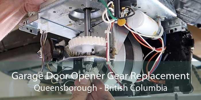 Garage Door Opener Gear Replacement Queensborough - British Columbia