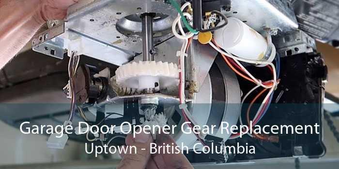Garage Door Opener Gear Replacement Uptown - British Columbia