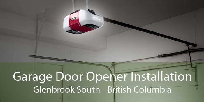 Garage Door Opener Installation Glenbrook South - British Columbia