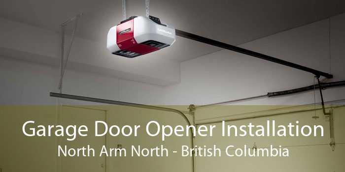 Garage Door Opener Installation North Arm North - British Columbia
