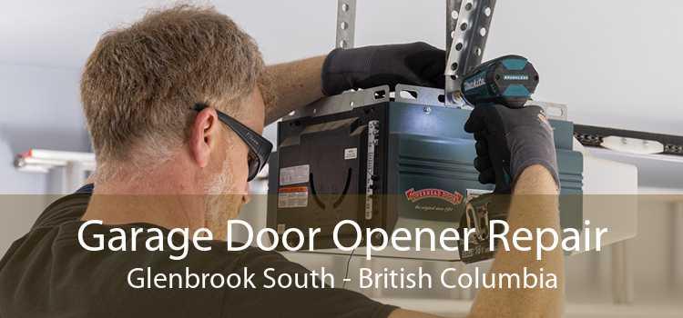 Garage Door Opener Repair Glenbrook South - British Columbia