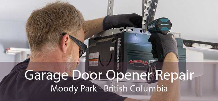 Garage Door Opener Repair Moody Park - British Columbia