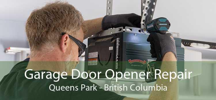 Garage Door Opener Repair Queens Park - British Columbia