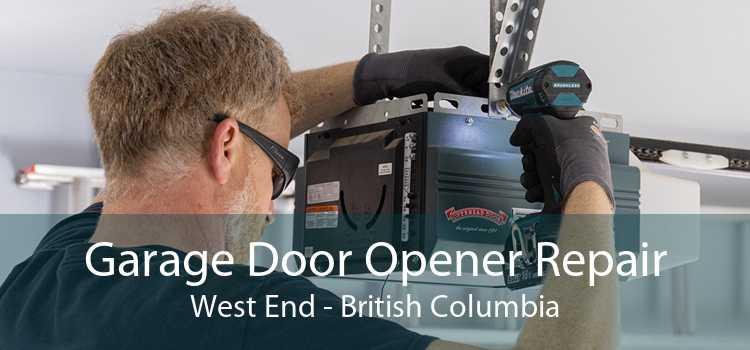 Garage Door Opener Repair West End - British Columbia